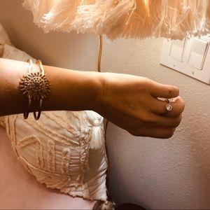 Free People Sun Burst Bracelet